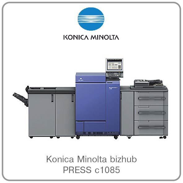 konika minolta bizhub press c1085